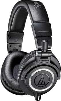 recensione audio technica ath m50x
