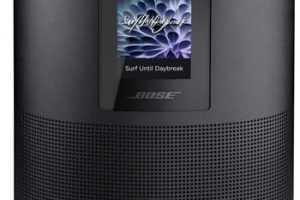recensione bose home speaker 500