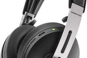 Recensione Sennheiser Momentum 3.0:Cuffie Wireless