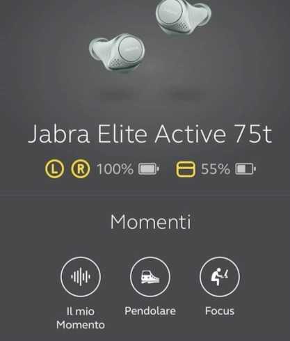 app jabra auricolari